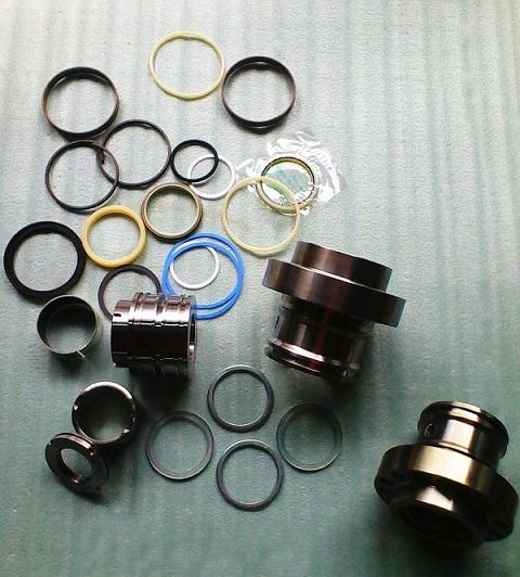 LG225 seal kit, earthmoving attachment, excavator hydraulic cylinder seal-Liugong