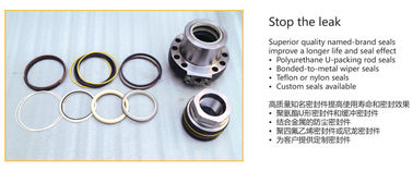 China HD1250-7 seal kit, earthmoving attachment, excavator hydraulic cylinder seal-KATO distributor