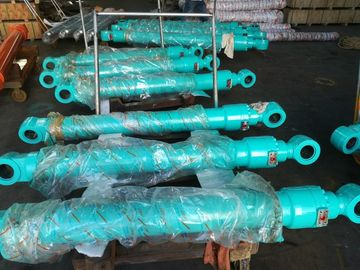China telescopic hydraulic cylinder distributor
